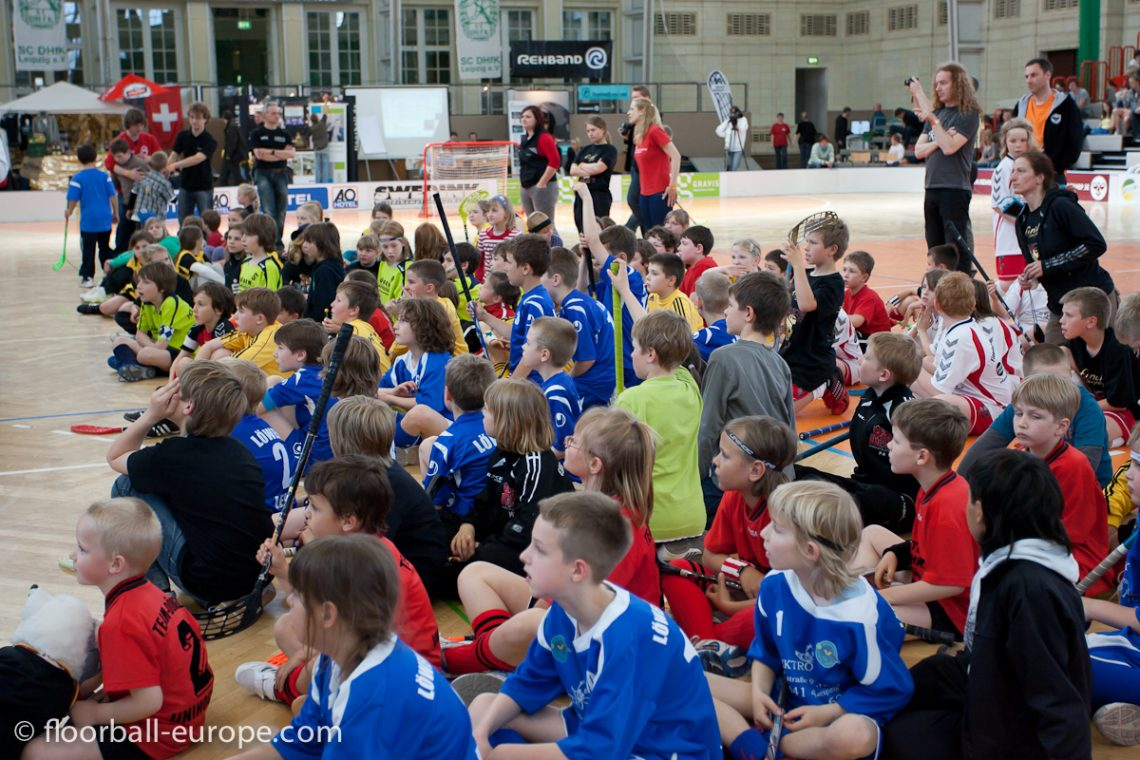 Floorball-Schülercup Bundesfinale in Hamburg