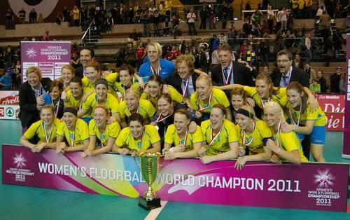 Finaltag in St. Gallen – Schweden Weltmeister