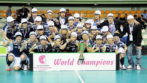 Finnland ist Weltmeister