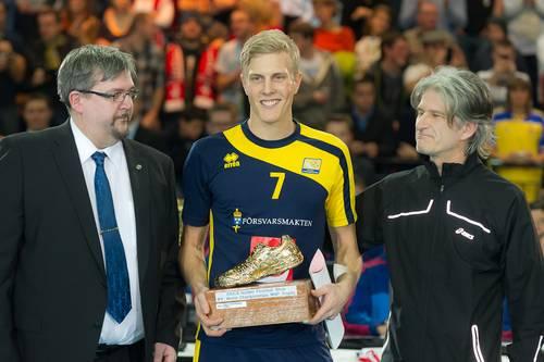 Allstar-Team und MVP der Weltmeisterschaft 2012