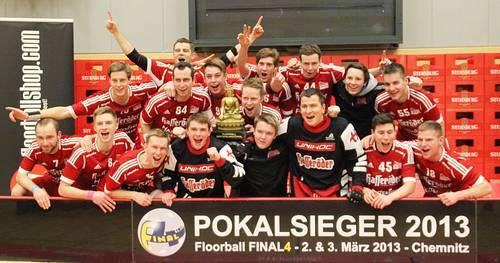 Red Devils Wernigerode Pokalsieger