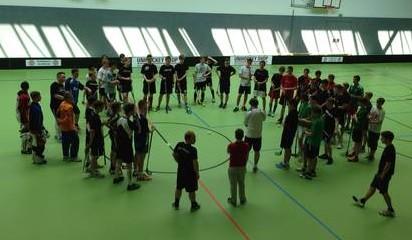 U17 Scouting Camp während U19 WM voller Erfolg