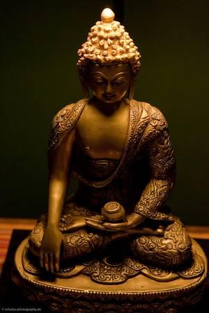 Chemnitz: Buddha wird geschätzt