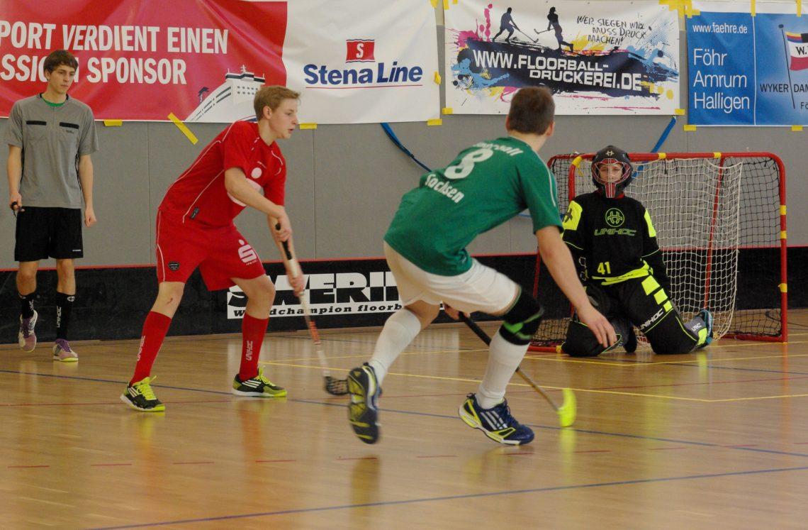 Kampf um die Stena Line U17 Trophy in Lilienthal