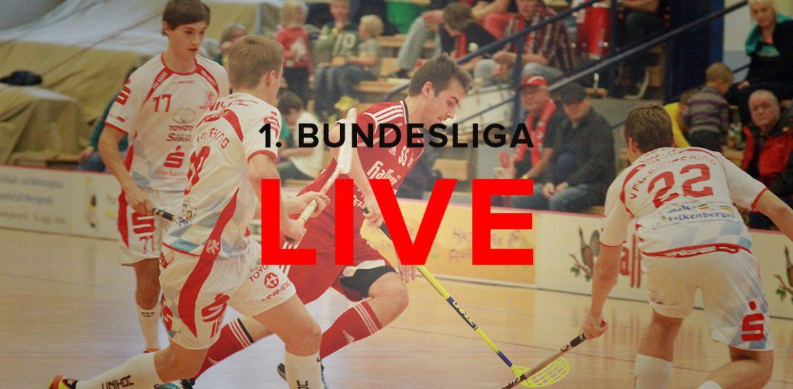 FBL I 10. Spieltag der 1. FBL Herren