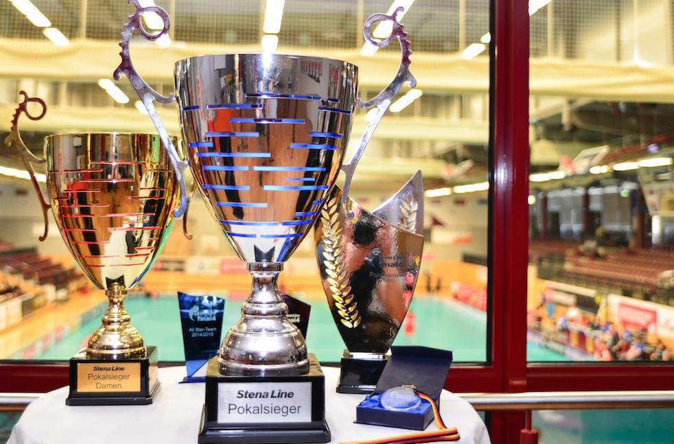 Stena Line Pokal: Viertelfinalpartien sind ausgelost