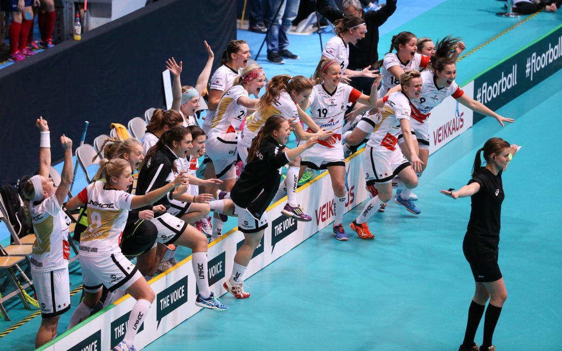 Damen-Nationalmannschaft testet in Rohrdorf