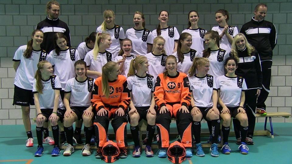 U19-Nationalteam der Damen sammelt über 5.000 Euro ein
