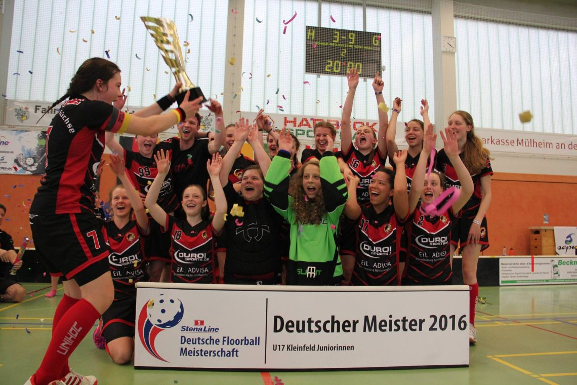 Meister der Saison 2016/17