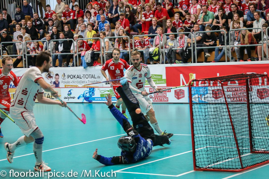 Stena Line final4 2017 in Handball-Arena