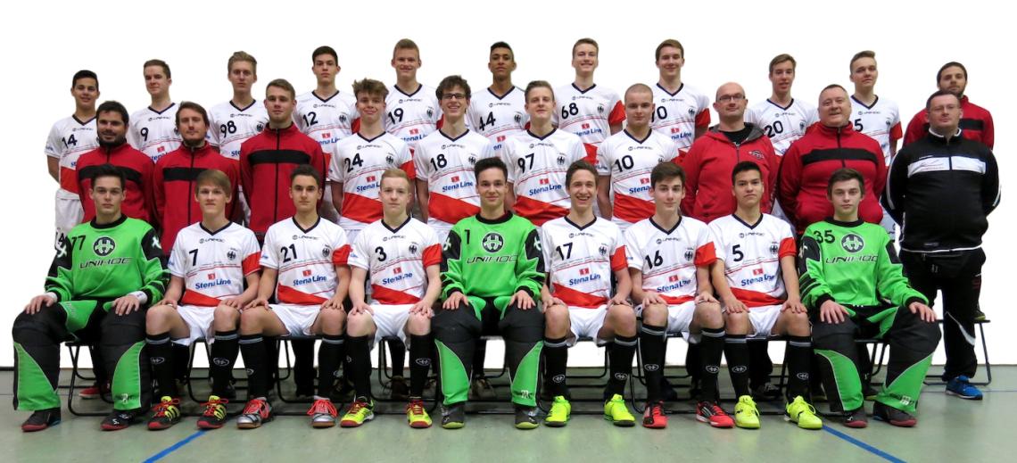 U19 Herren I Spendenaktion zur WM-Teilnahme