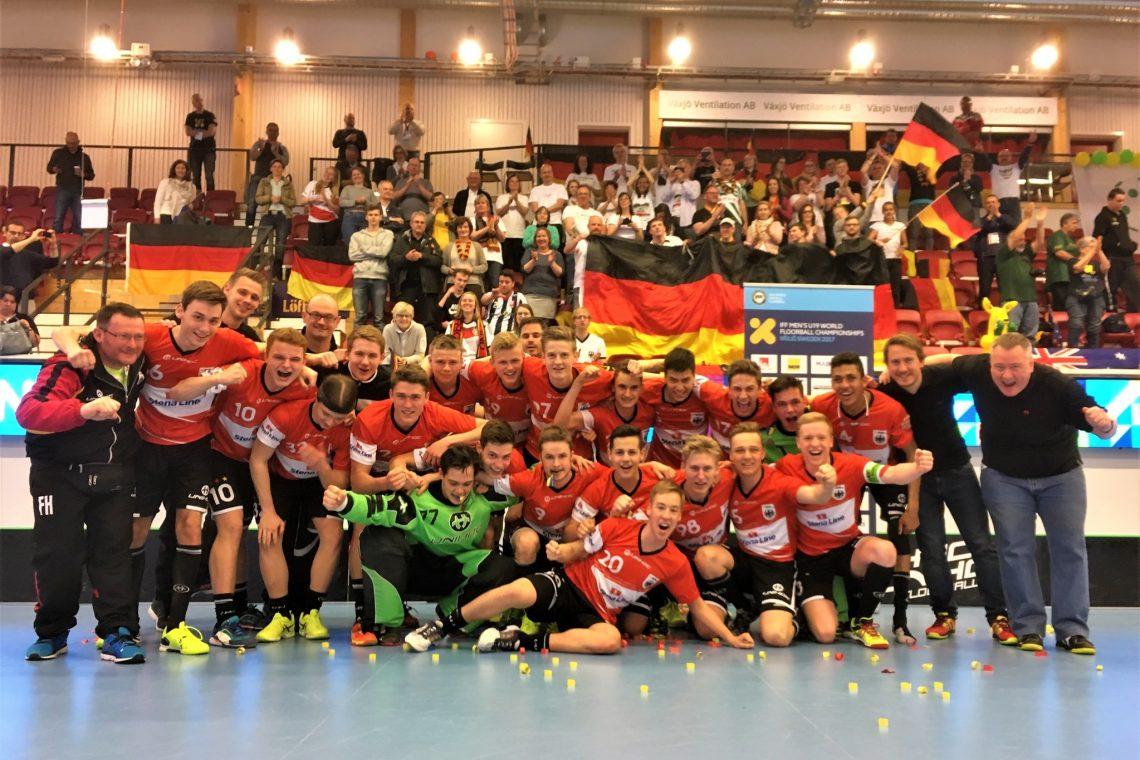 Deutschland holt Bronze