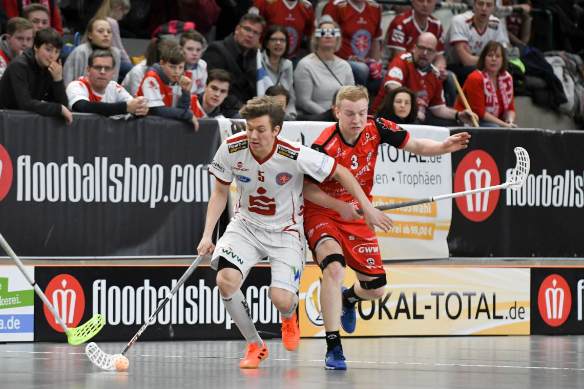 1.FBL: Playoffs und Playdowns