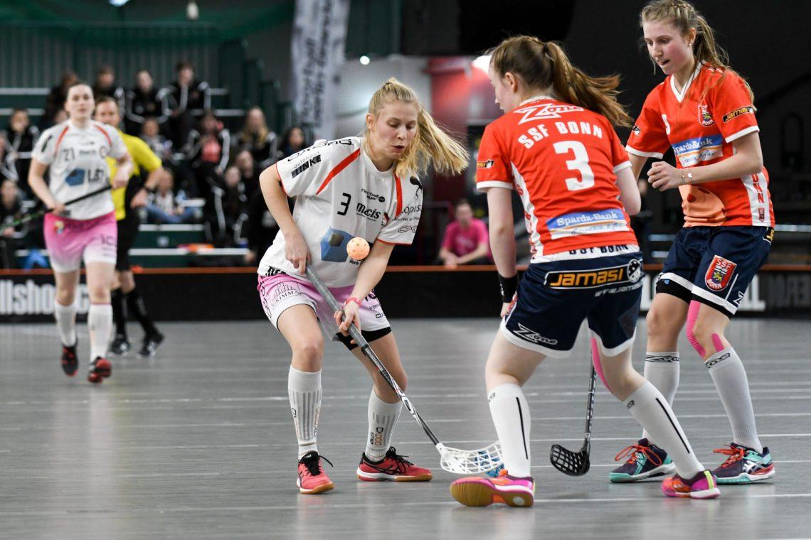 Damen Bundesliga in der Saison 2018/19