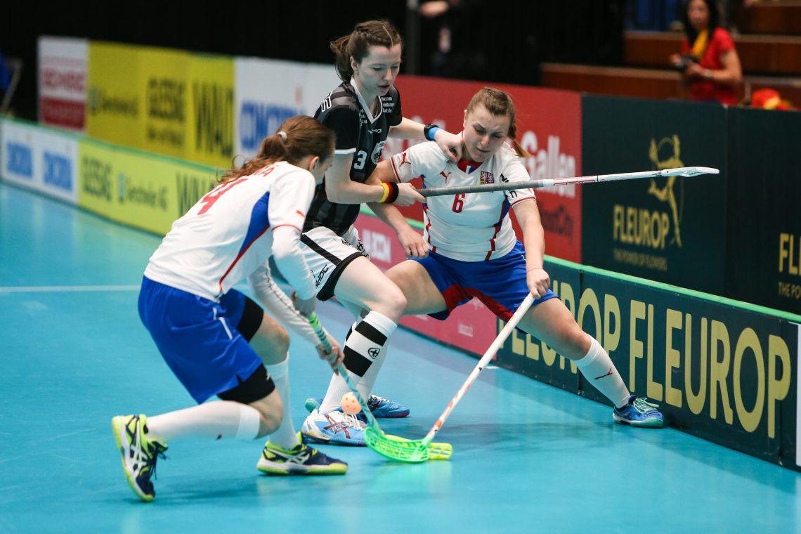 WU19 WFC: Starke Leistung gegen Tschechien