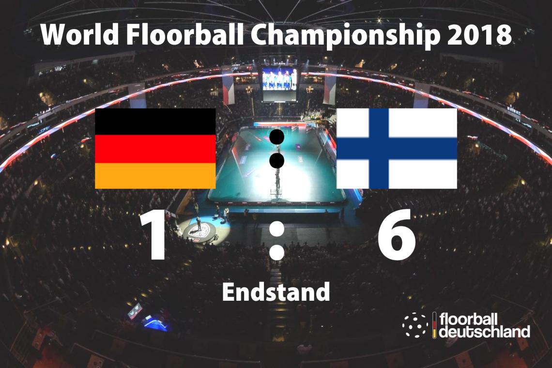 Weltmeister ein starkes 1:6 abgetrotzt