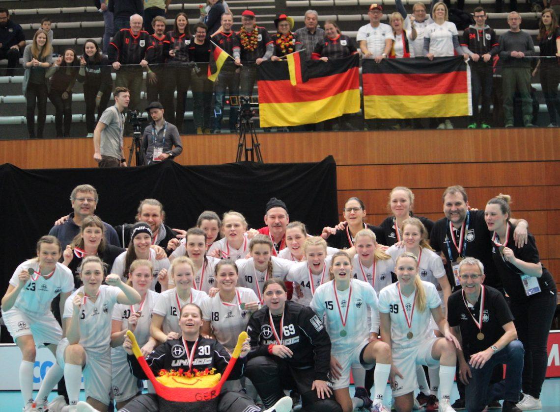 WFC 2019 – Deutsche Damen sichern sich Platz sieben