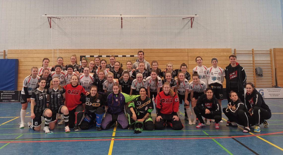 U19 Damen – erfolgreicher  Lehrgang in Berlin