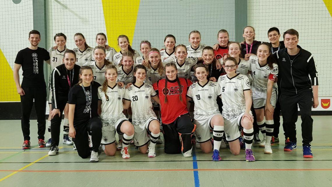 U19-Damen: Platz 5 beim Polish Cup