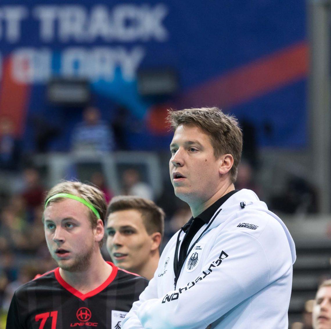 """""""Wir haben Zeit verloren. Aber das geht den anderen auch so."""" – Interview mit Bundestrainer Remo Hubacher"""