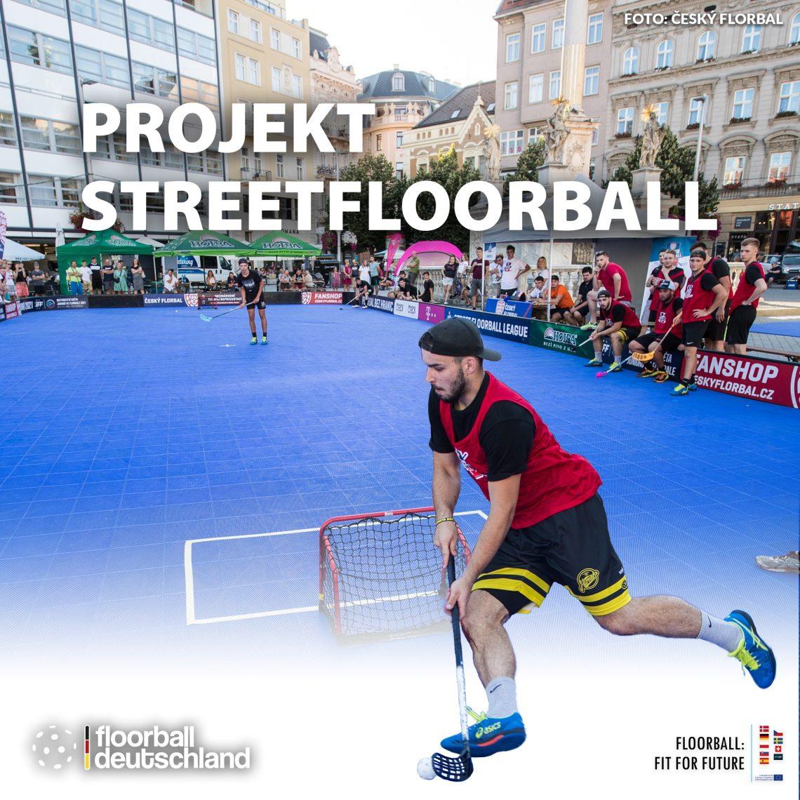 Streetfloorball – Über intensiven Austausch zum gemeinsamen  Projektplan